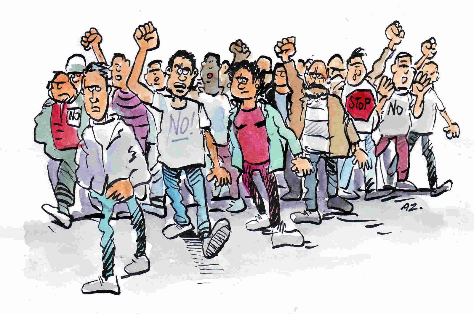 14 sciopero