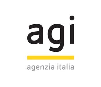 Logo di AGI sul sito del FIADEL
