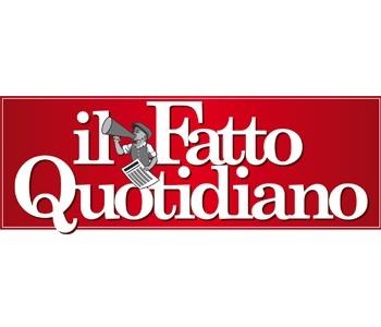 Logo del quotidiano Il Fatto Quotidiano sul sito del FIADEL