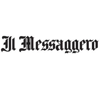 Logo del quotidiano Il Messaggero sul sito del FIADEL