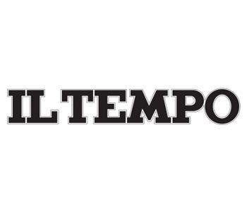 Logo del quotidiano Il Tempo sul sito del FIADEL