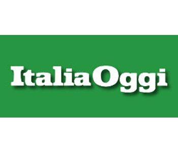 Logo del quotidiano Italia Oggi sul sito del FIADEL
