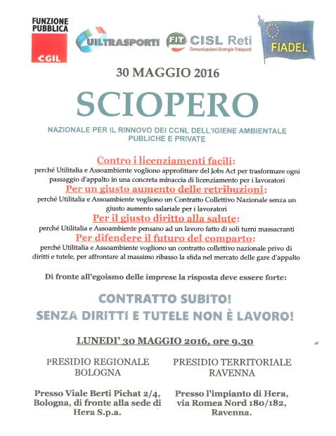 Volantino Presidio 30 maggio 2016 E. Romagna 2