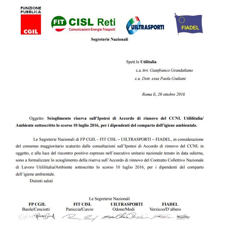utilitalia-comunicato-scioglimento-riserva-ccnl